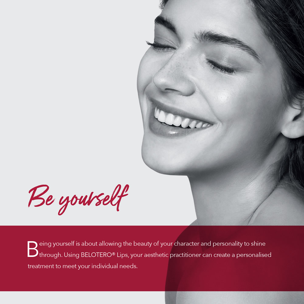 Belotero Shape & Contour Lips Patient Brochure